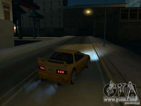 La Villa De La Noche v 1.1 for GTA San Andreas forth screenshot