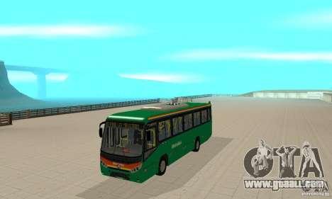 MetroBus of Venezuela for GTA San Andreas left view