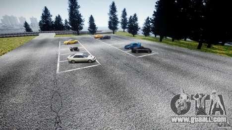 Edem Hill Drift Track for GTA 4 third screenshot