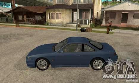 RODrifter Nissan Silvia S14 for GTA San Andreas left view