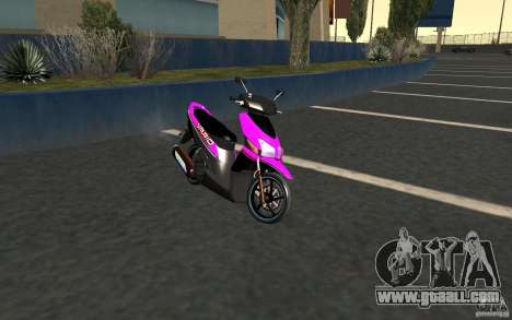 Honda Vario for GTA San Andreas
