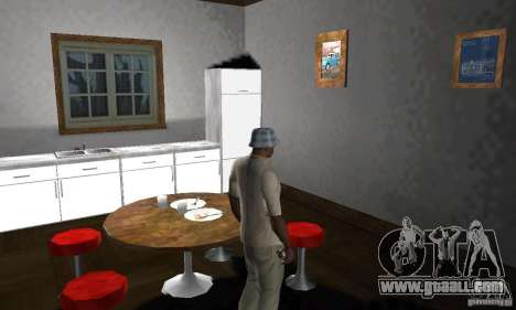 New Interiors - Mod for GTA San Andreas ninth screenshot