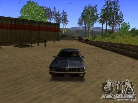 ENBseies v 0.075 for the weak computers for GTA San Andreas third screenshot