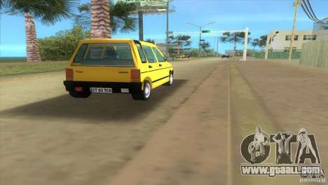 Daewoo Tico for GTA Vice City right view