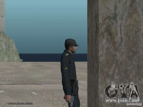 Sergeant PPP for GTA San Andreas seventh screenshot