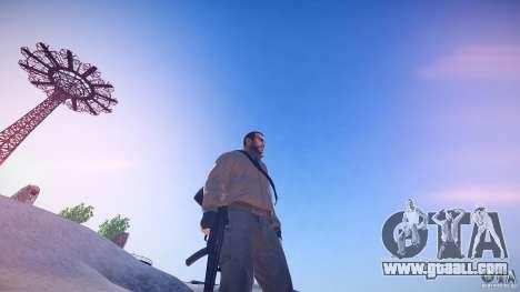 MP-5 for GTA 4 third screenshot