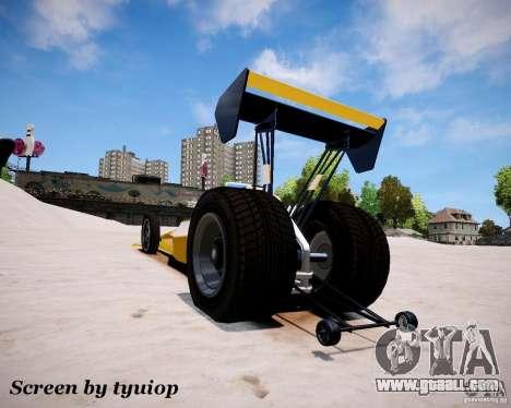 Raketomobil′ for GTA 4 right view