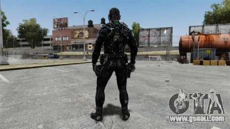 Sam Fisher v10 for GTA 4 third screenshot