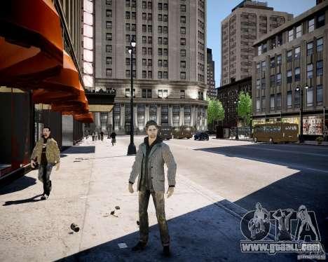 Alan Wake for GTA 4 second screenshot