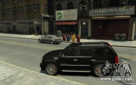 Cadillac Escalade v3 for GTA 4 left view