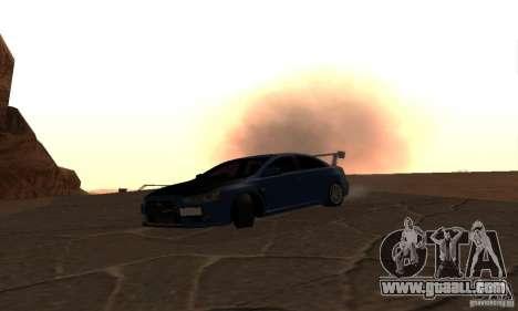 New Drift Zone for GTA San Andreas seventh screenshot