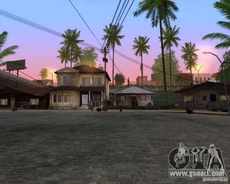 Real World ENBSeries v4.0 for GTA San Andreas third screenshot