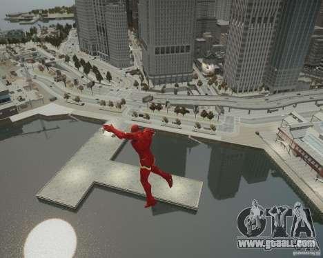 Iron Man Mk3 Suit for GTA 4 ninth screenshot