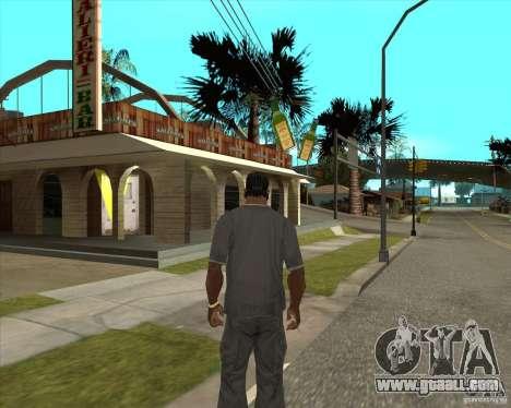 Salierys Bar for GTA San Andreas