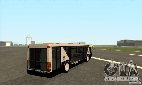 Neoplan Airport bus SA for GTA San Andreas right view