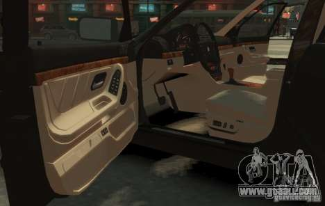 BMW 750i E38 1998 M-Packet for GTA 4 right view
