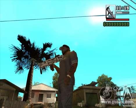 Improved RPG-18 for GTA San Andreas second screenshot