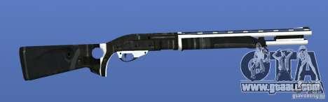 Shotgun for GTA 4 forth screenshot