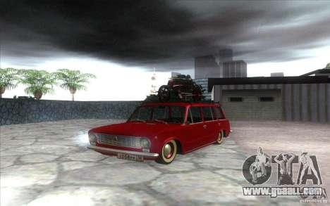 VAZ 2102 retro for GTA San Andreas