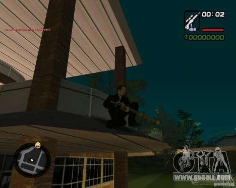 Sniper for GTA San Andreas