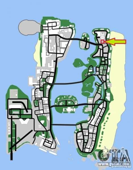 C&A mod v1.1 for GTA Vice City fifth screenshot