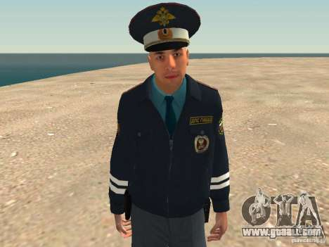 Major DPS for GTA San Andreas eighth screenshot