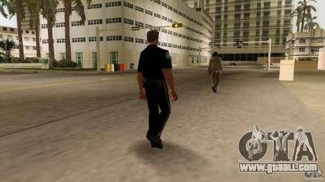 New clothes cops version 2 for GTA Vice City third screenshot