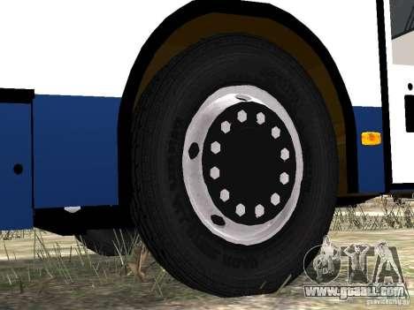 Nefaz-5299 10-15 for GTA 4 wheels