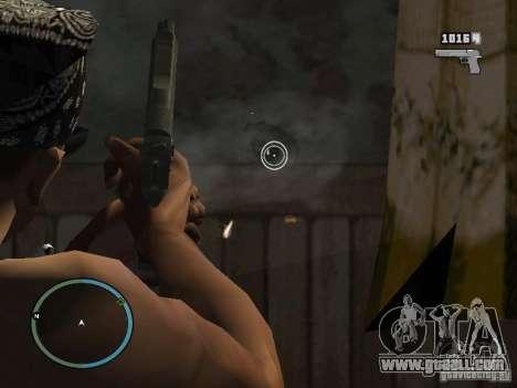 Camera of GTA IV 1.0 for GTA San Andreas third screenshot
