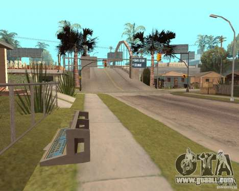 Remapping Ghetto v.1.0 for GTA San Andreas fifth screenshot