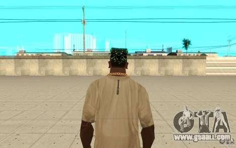 Bandana xbox for GTA San Andreas third screenshot