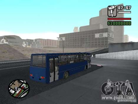 Ikarus 260.51 for GTA San Andreas right view