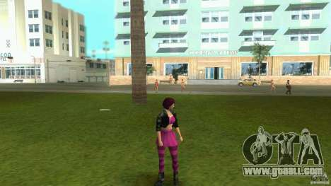 Change Player skin for GTA Vice City forth screenshot