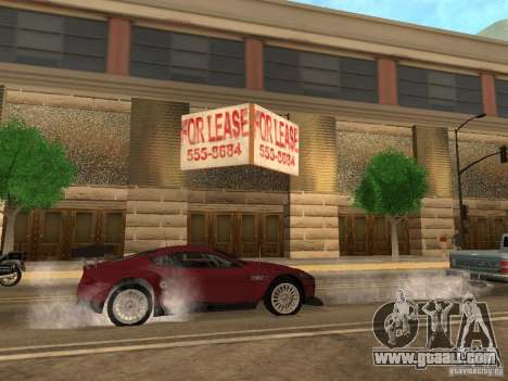 New textures shopping center for GTA San Andreas sixth screenshot