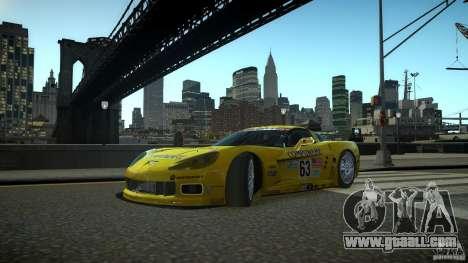 Chevrolet Corvette C6-R v2.0 for GTA 4