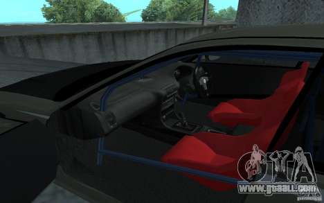 Honda Integra Type R for GTA San Andreas left view
