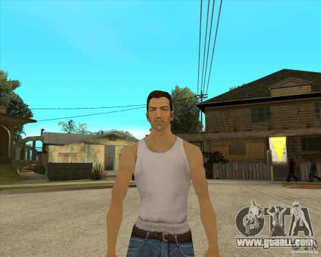 Skin Tommy Vercetti v1 FINAL for GTA San Andreas