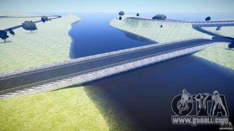 Top Gear Map for GTA 4 fifth screenshot