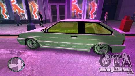 VAZ 2113 for GTA 4 left view