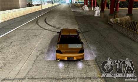 ENBSeries by HunterBoobs v1.2 for GTA San Andreas sixth screenshot