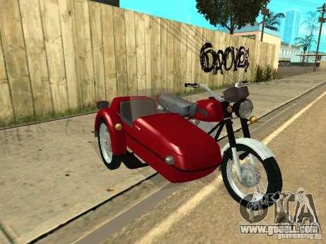 Izh Planeta -5 for GTA San Andreas
