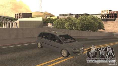Fiat Idea HLX for GTA San Andreas left view