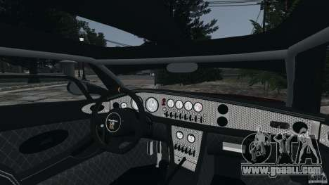 Spyker C8 Laviolette LM85 for GTA 4 side view