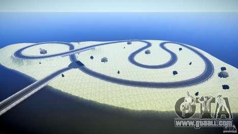 Top Gear Map for GTA 4 forth screenshot
