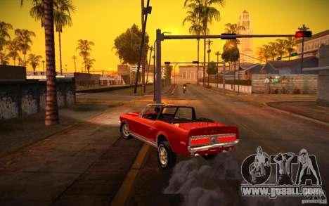 ENBSeries v1.0 By GAZelist for GTA San Andreas eighth screenshot