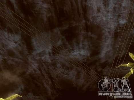 Atomic Bomb for GTA San Andreas fifth screenshot