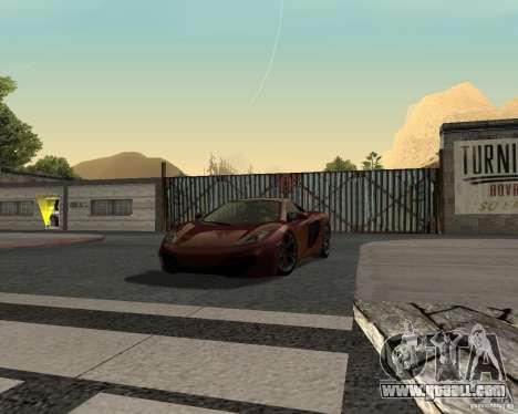 ENBSeries by Nikoo Bel for GTA San Andreas sixth screenshot