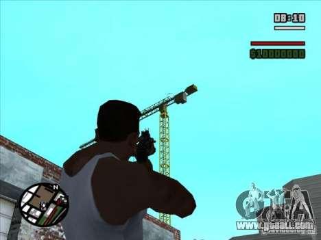 AK-74 (no stock) for GTA San Andreas third screenshot