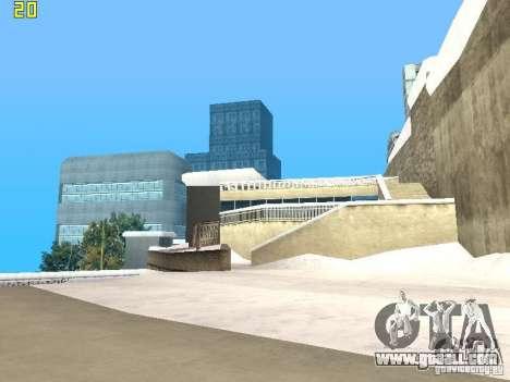 Flights in Liberty City for GTA San Andreas third screenshot