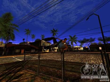 Amazing Screenshot v1.1 for GTA San Andreas forth screenshot